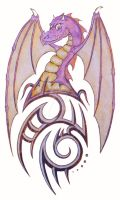 Dragon Design by creator-of-all