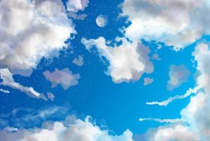 Clouds by KLN-loves-fish
