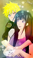 NaruHina - Colorfull by Sheeva17