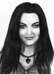 amy lee - evanescence - 01 by djallalyazid