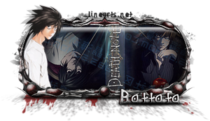 Death Note by lBattata