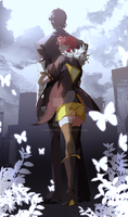 rough comissino_ transistor2 by muse-kr