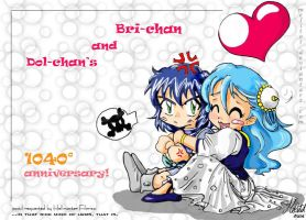 Anniversary... by Melitot