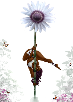 Pin ups by djdonttouchthetrim on deviantart Where did daisies originate