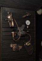 Steampunk Design by Newcomensteampunk