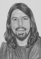 Dave Grohl by Gin85