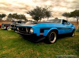 Mach 1 Blues by Swanee3