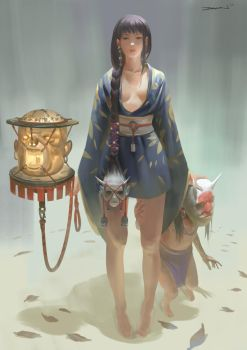 Lantern by ZeenChin