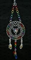 Rainbow Dreamcatcher by Ichi-Black