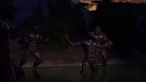 Lycan Initiation by Night-Forager