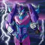 Lightning Rodimus by TheButterfly