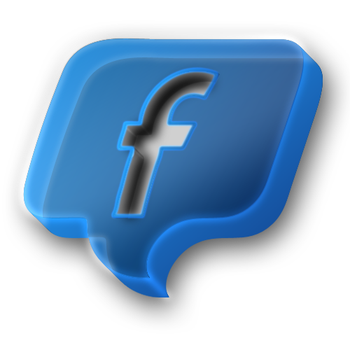 facebook icon v2 by syndromul