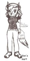 my first character by roxas-n-knux-luver