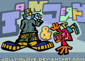 Tom And Jerry Graffiti 2 by JollyInlove