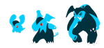 elephin snorklefnt and pacadive by diclonious42
