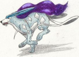 Suicune by navakat-clupis