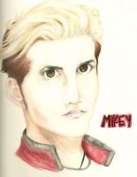 Mikey James Way by zaki-mizer