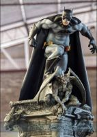 GOTIC BATMAN by zoko1