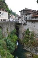 Pont En Royans town in Vercors Massif by A1Z2E3R