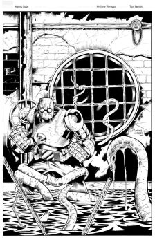 Atomic Robo Inked by anthonymarques
