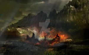 Mordor PIC 2 by didag12