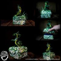 Mini Elemental Box - Earth - SOLD by SonsationalCreations