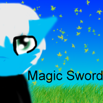 Wallpaper Magic Sword by 12rrDarkWolf