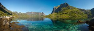 Tropical Lofoten by Alex37