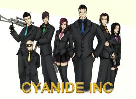 Cyanide Incorporated by Cythus