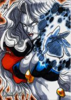 Lady Death preview by eisu