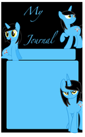 Request: Pony Journal Skin by The-Insane-Puppeteer