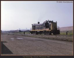 Flat Switching by classictrains