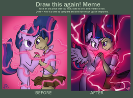 Draw This Again - Magic by Bananers97