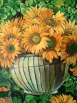 Sunflowers by sonia-p