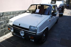 1983 Renault 5 Alpine Turbo by GladiatorRomanus