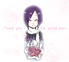 thank you for being born by fuumika