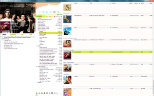 Preview of White+Green Foobar by thekarlk