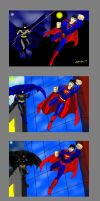 Worlds Finest: Generations by dhbraley