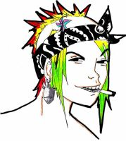 The Real Tank Girl by Courtney-Rain-Stepz