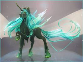Chrysalis 1\2 by Koveliana