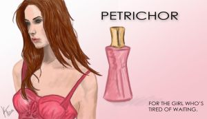 Petrichor Perfume by untroubledheart