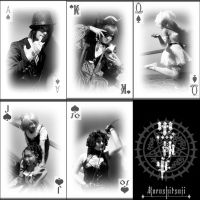 Royal Straight Flush by Knoxois