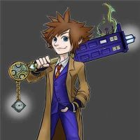 The Doctor of Kingdom Hearts by gorganzo1