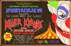 SFS: Killer Klowns by Hartter