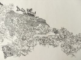 Landfill 10 by Ben-Williams