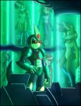 Commission: Croc's Collection by zeiram0034