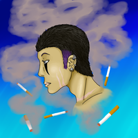 Chain Smoker by LmdE