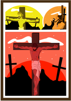 Colors of the Cross by JK-Antwon