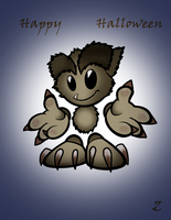 Werwolf Halloweencostume Fella by Kulzitura