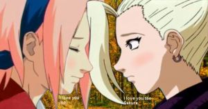 SakuIno - The Truth by jordyxlife